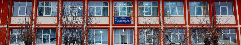 """Școala Gimnazială """"George Coșbuc"""" Sighetu Marmației"""